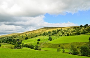 £2.5 million extra funding for farmers working together on environmental projects