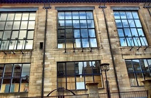 David Mundell Statement on Glasgow School of Art
