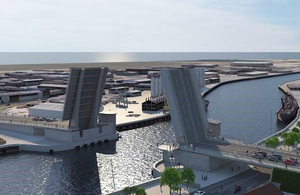 Press release: Great Yarmouth Third River Crossing project granted development consent