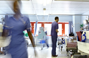 New £13 million funding to help hospital A&Es prepare for winter