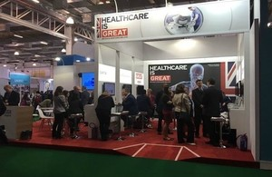 UK digital health sector sets up wins in Brazil at Hospitalar