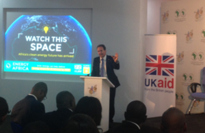 UK at forefront of energy and climate issues in Africa