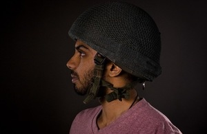 Soundcheck: new acoustic yarn monitors military hearing health
