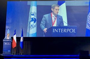 UK to host 93rd Interpol General Assembly in 2024