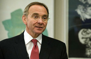 John Manzoni speaks about increasing commercial capability in the Civil Service