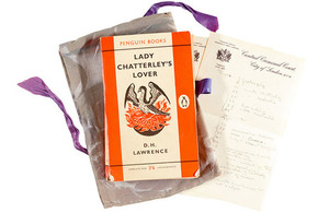 Call to save judge's copy of Lady Chatterley's Lover used in famous obscenity trial