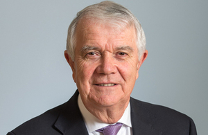 Independent Commission on Freedom of Information report: Lord Burns' message