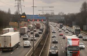 Press release: M60's missing link scheme moves closer to reality