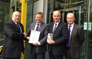Marks and Spencer first retailer to gain SCC's CCTV certification