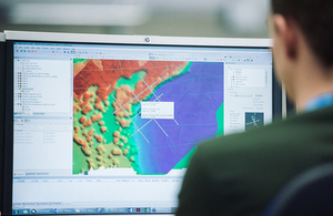 UK Hydrographic Office welcomes Maritime 2050 strategy