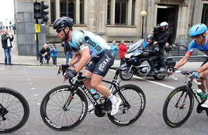 £10m government funding for 2014 Tour de France