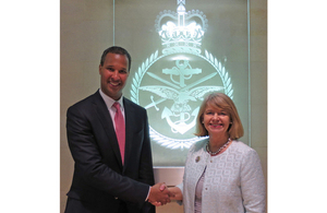 MOD partners with industry to promote UK prosperity