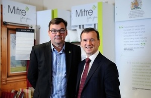 Mitre Linen celebrates its 70th anniversary