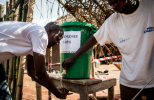 UK response to Ebola cases in the DRC