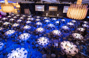 Top apprentices and apprenticeship employers are recognised at National Apprenticeship Awards 2017 ceremony