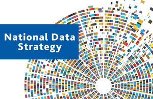 Press release: Government publishes new strategy to kickstart data revolution across the UK