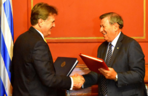 UK / URUGUAY DOUBLE TAXATION CONVENTION Now in Force