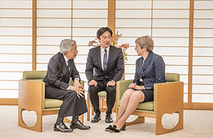 PM celebrates UK Japan Season of Culture