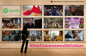 Get involved in celebrating #ourCommonwealthCulture on 16 March