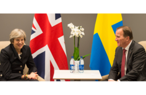 PM meeting with Swedish Prime Minister Stefan Löfven: 16 November 2017