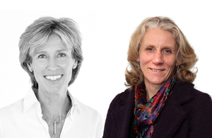 Professor Julia Black and Jill May appointed to the PRC