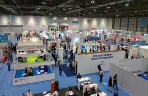 CCS is supporting the Public Sector Show 2017
