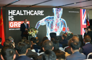 Strong UK China collaborations in healthcare