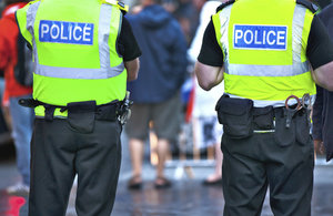Government launches consultation on covenant to protect police