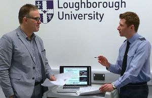 Headley Court partners with Loughborough University for research study