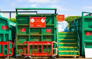 Smart tracking of waste across the UK: apply for funding