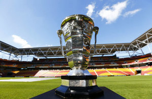 England to host Rugby League World Cup in 2021