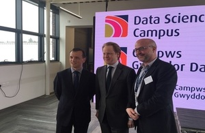 New hub for UK data science opens at Office for National Statistics
