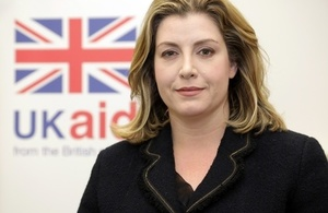 Penny Mordaunt's statement on Eastern Ghouta