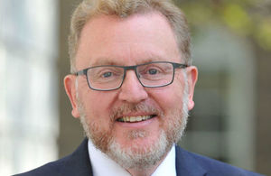 David Mundell MP reappointed Secretary of State for Scotland
