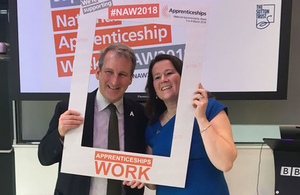 National Apprenticeship Week 2018   as it happens