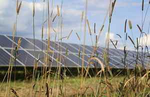 Press release: UK solar company secures funding to build two major solar plants in Spain