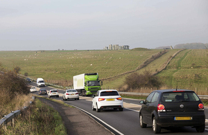 Next step in major investment for south west as A303 Stonehenge plans published