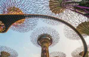 Urban innovation in Singapore: opportunities for the UK