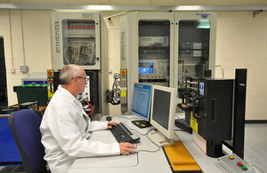 MOD Automatic Test Equipment centre of excellence