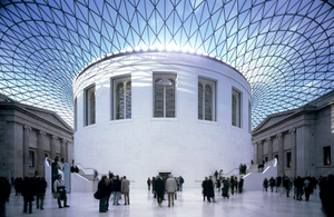 Prime Minister appoints five new British Museum Trustees
