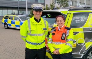 Press release: Traffic officers ensure happier holidays for Cornwall motorists
