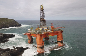 Transocean Winner and ALP Forward report published