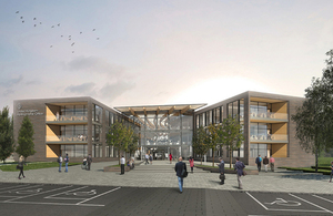 UKHO submits planning application for new office