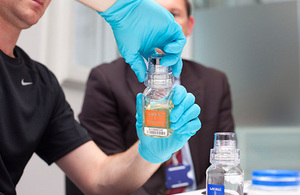 UK Anti Doping receives £6 million funding boost