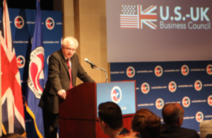 David Davis' speech at US Chamber of Commerce