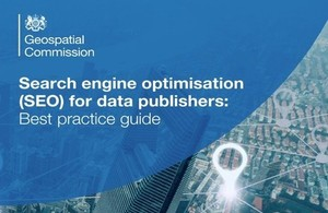 Press release: New guide helps find and classify geospatial datasets across search engines