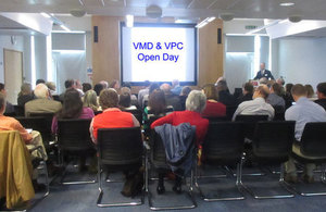 VMD and VPC Open meetings 2018