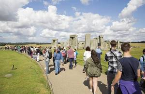 Press release: Highways England announces archaeological specialists for A303 upgrade near Stonehenge