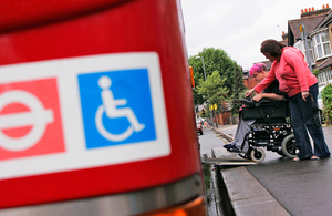 Government signals commitment to improving bus access for wheelchair users