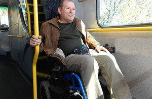 Action plan to improve accessibility in transport unveiled by the government